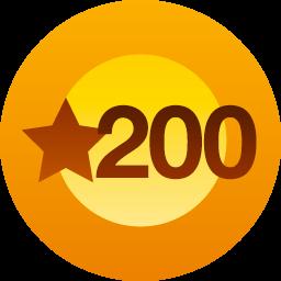 200 likes 07.23.16