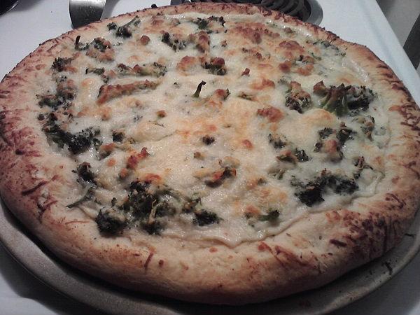 nessie pizza