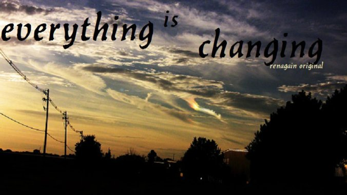 stormy change