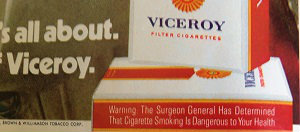viceroy warns