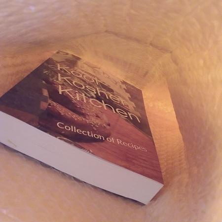 Kool Kosher Kitchen book arrived